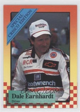1989 Maxx Special Crisco Edition #6 - Dale Earnhardt