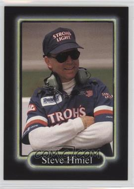 1990 Maxx Collection - [Base] #46 - Steve Hmiel