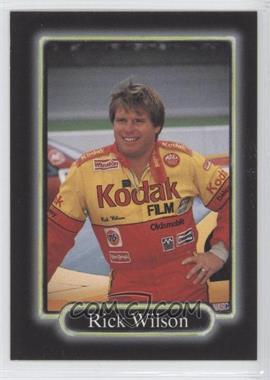 1990 Maxx Collection - [Base] #75 - Rick Wilson