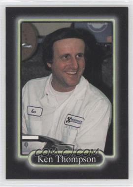 1990 Maxx Collection #105 - Ken Thompson