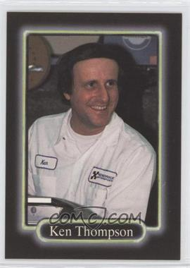 1990 Maxx Collection #105 - Ken Thompson