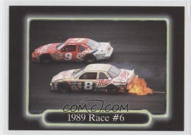 1990 Maxx Collection #172 - Rusty Wallace