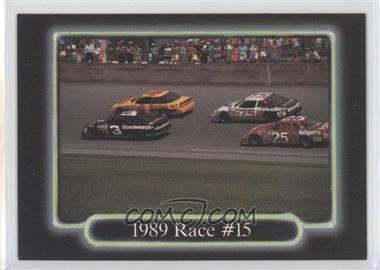 1990 Maxx Collection #183 - 1989 Race #15