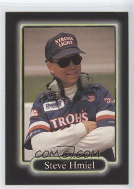1990 Maxx Collection #46 - Steve Hmiel