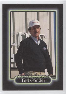 1990 Maxx Collection #56 - Ted Conder