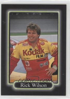 1990 Maxx Collection #75 - Rick Wilson