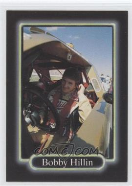 1990 Maxx Collection #8 - Bobby Hillin Jr.