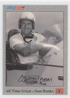 1991 All World PPG Indy Car World Series Sample #S71 - Sam Hanks