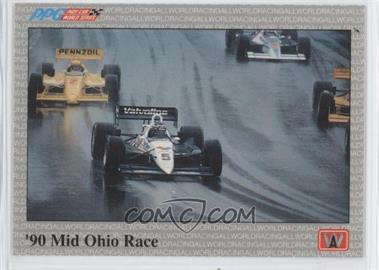 1991 All World PPG Indy Car World Series Sample #S89 - Michael Andretti
