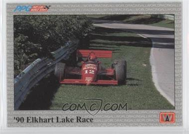 1991 All World PPG Indy Car World Series Sample #S90 - Michael Andretti
