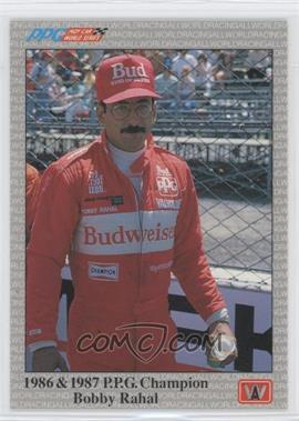 1991 All World PPG Indy Car World Series Sample #S97 - Bobby Rahal