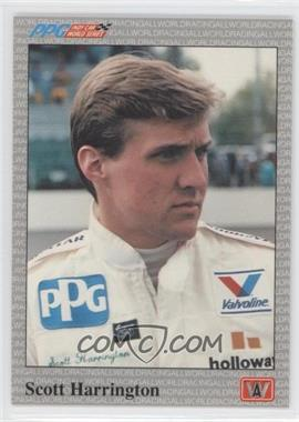 1991 All World PPG Indy Car World Series #58 - Scott Harrington