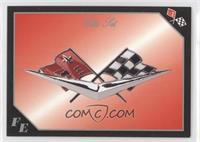 Corvette Flag Emblem