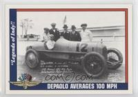DePaolo Averages 100 Mph