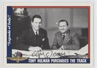 Tony Hulman Purchases the Track