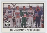 Homecoming at Hickory (Tommy Houston, Morgan Shepherd, Harry Gant, Dale Earnhar…