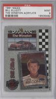 Bill Elliott [PSA 9]
