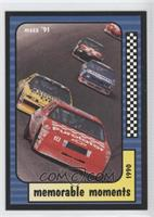 Derrike Cope, Michael Waltrip