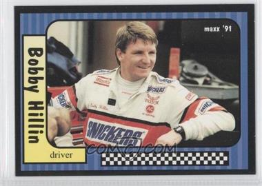 1991 Maxx Collection #99 - Bobby Hillin