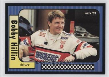 1991 Maxx Collection #99 - Bobby Hillin