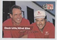 Chuck Little, Alfred Allen