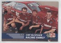 The Glidden Racing Family