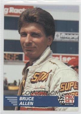 1991 Pro Set NHRA #41 - Bruce Allen