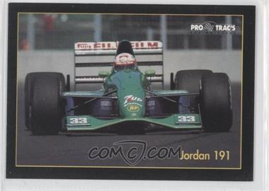 1991 Pro Trac's Formula One #76 - Andrea de Cesaris