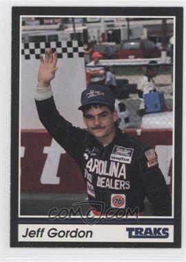 1991 Traks #1 - Jeff Gordon