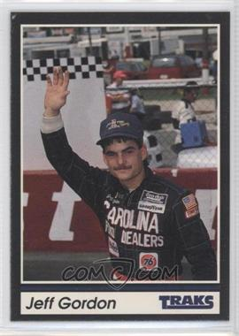 1991 Traks #1 - Jeff Gordon