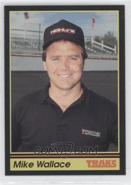 1991 Traks #18 - Mike Wallace