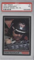 Dale Earnhardt (...Sports Image, Inc. is...) [PSA 7]