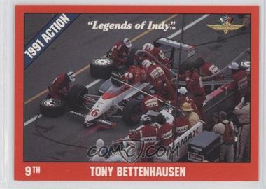 1992 Collegiate Collection Legends of Indy - [Base] #10 - Tony Bettenhausen