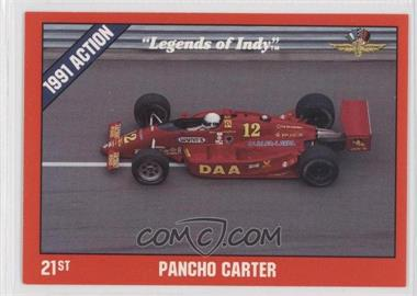 1992 Collegiate Collection Legends of Indy #22 - Pancho Carter