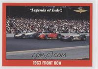 1963 Front Row
