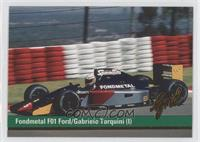 Fondmetal F01 Ford/Gabriele Tarquini (1)