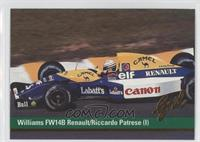 Williams FW14B Renault/Riccardo Patrese (I)