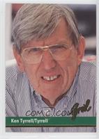 Ken Tyrrell/Tyrell
