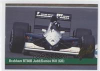 Brabham BT60B Judd/Damon Hill (GB)