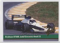 Brabham BT60B Judd/Giovanna Amati