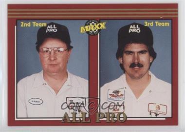 1992 Maxx - [Base] #259 - Abbie Garwood, Mark Osborn