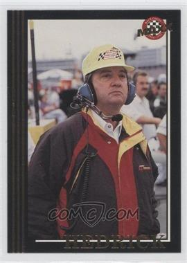1992 Maxx 5th Anniversary #131 - Larry Hedrick