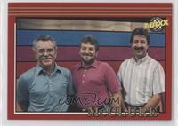 Ed McClure, Jerry McClure, Teddy McClure
