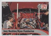 Joey Nuckles, Ryan Pemberton