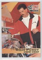 Crew Chief - Rich Purdy