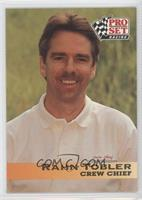 Crew Chief - Rahn Tobler