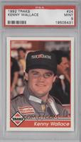 Kenny Wallace [PSA 9]