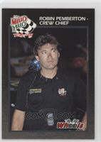 Robin Pemberton - Crew Chief