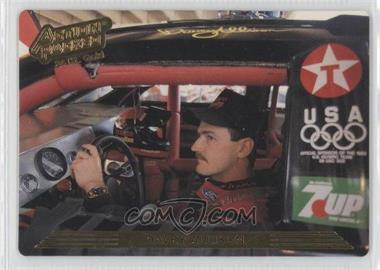1993 Action Packed 24-Kt. Gold #45G - Davey Allison