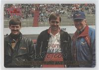 Davey Allison, Clifford Allison, Bobby Allison